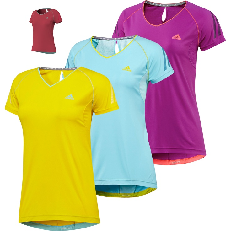 Wiggle Nederland | Adidas Supernova damesshirt met korte mouwen hardlopen - shirts met korte mouw