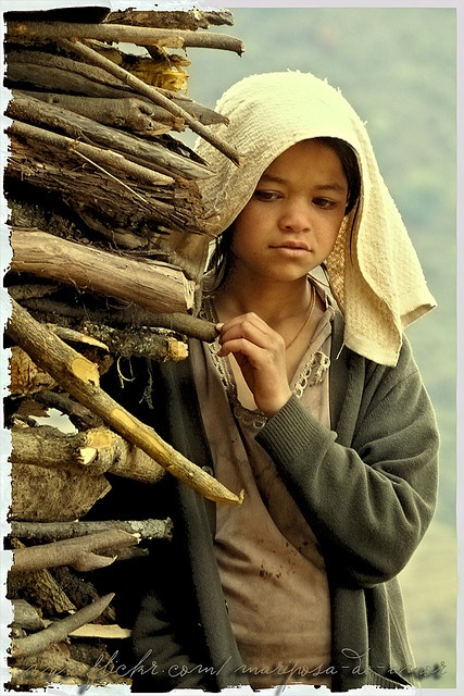 """Children of Nepal    """"It is poverty to decide that a child must die so that you may live as you wish.""""  Mother Teresa of Calcutta"""