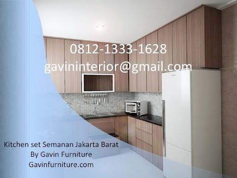 0812-1333-1628 (Tsel) Kitchen Set Di Jakarta Barat