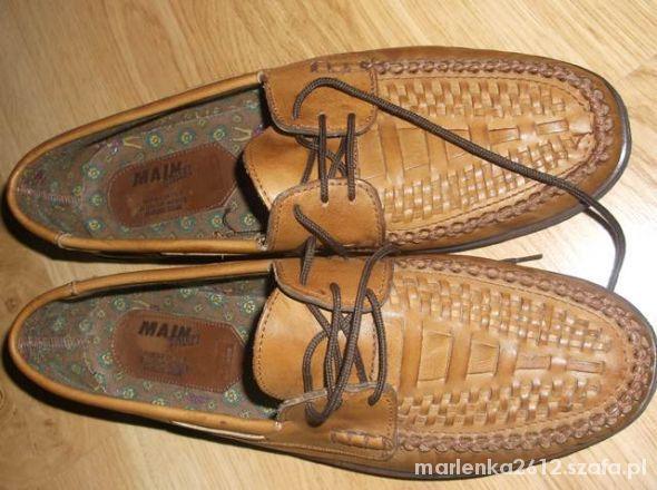 męskie buty włoskie skóra 44   Cena: 99,00 zł  #trampki #noweobuwie #brazoweobuwie