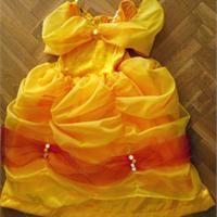Robe de princesse Déguisement enfant Patron couture gratuit