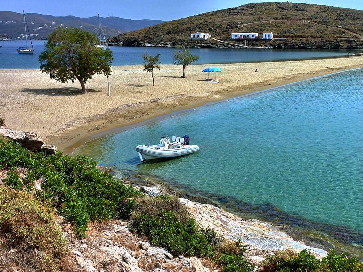 Kolona, Kythnos island