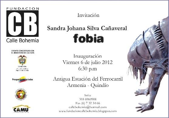 Fobia por Sandra Johana Silva
