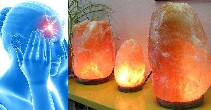 Návod k využití Himálajské soli proti bolestem hlavy, pro zlepšení kvality…