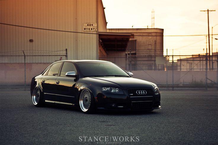 Audi A4 BBS