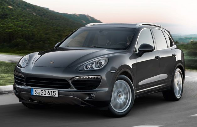 Porsche Cayenne S Diesel to debut in Paris [w/video]