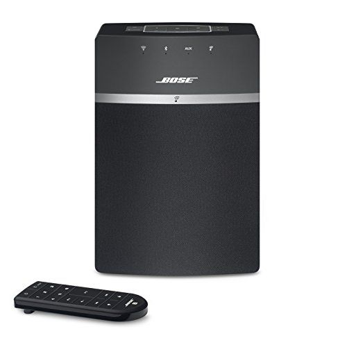 Bose SoundTouch 10 Wireless Music System – Black  http://www.discountbazaaronline.com/2015/12/20/bose-soundtouch-10-wireless-music-system-black/