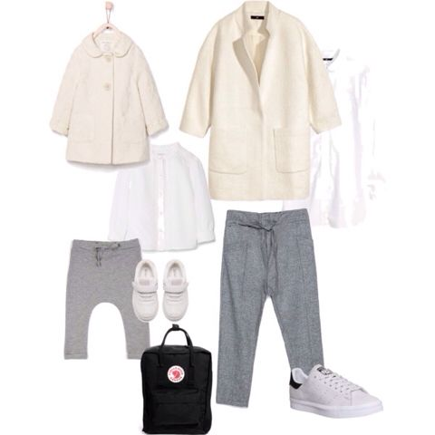 n e w  b l o ! Link in bio  #zarakids #whiteblouse #stansmiths #adidas   #mingokids # fjallraven #whitesneakers #h&m #mangokids #blackandwhite #oversizescoat #fashionblogger #fashion #babyspam #babyfashion #kindermode #kidsfashion #wiwt #monochrome #outfit #whatiwear #mommyblogger #kidsstyling #moodboard #ootd #blog #blogger