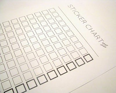 Best 25+ Sticker Chart Ideas On Pinterest | Chore Chart For Kids
