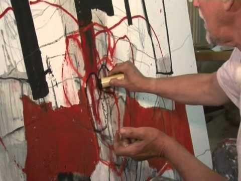Pallier Gert - Künstlerportrait - YouTube wonderful technique and simply beautiful works of art!