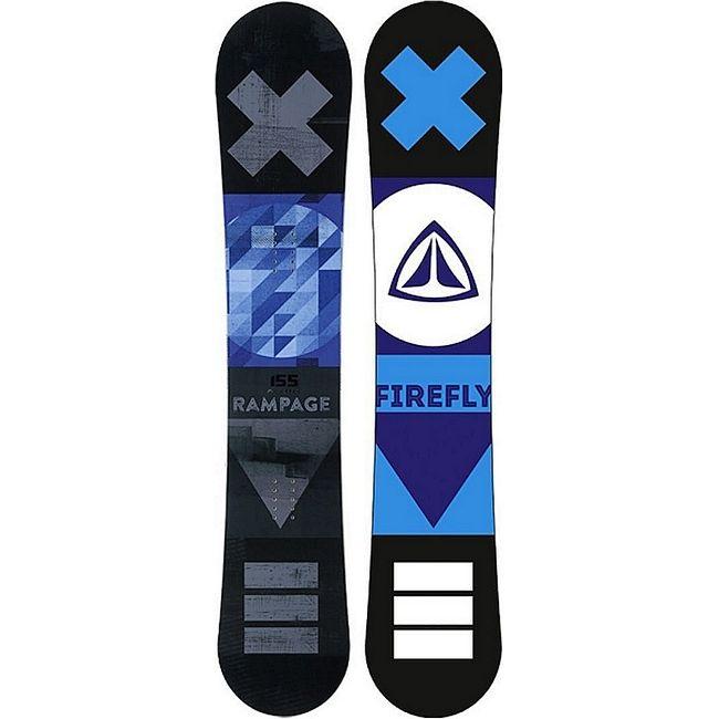 ec85923a6063 Сноуборд Firefly Rampage   Горные лыжи и сноуборды   Pinterest   Snowboard  и Skiing