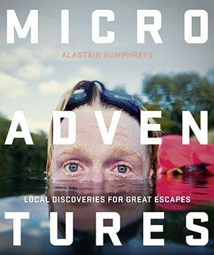Podcast #120: Microadventures With Alastair Humphreys  #adventure