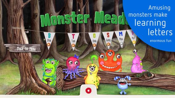 Monster ABC - Learn with the little monsters   wonderkind GmbH