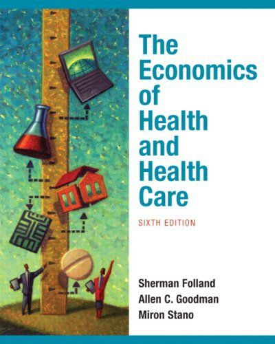This best-seller examines health care economics through core economic themes rather than concepts unique to the health care economy. The Sixth Edition updates content to reflect the major changes in the health policy arena. Key Topics:  Introduction; Microeconomic Tools for Health Economics;... more details available at https://insurance-books.bestselleroutlets.com/health/product-review-for-the-economics-of-health-and-health-care-6th-edition/