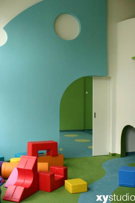 projekt wnętrz xystudio 2008 Warszawa