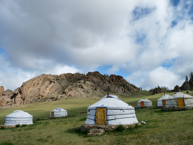 22 best images about mongolian nomads on pinterest for Architecture nomade