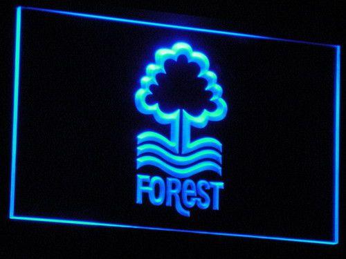 Nottingham Forest FC LED Neon Sign