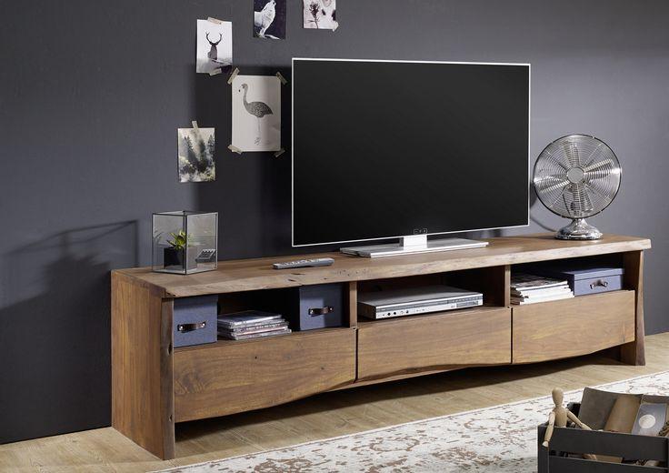 46 best m bel serie live edge braun images on pinterest. Black Bedroom Furniture Sets. Home Design Ideas