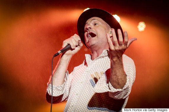 Tragically Hip Tickets May Be Available Through A Lottery