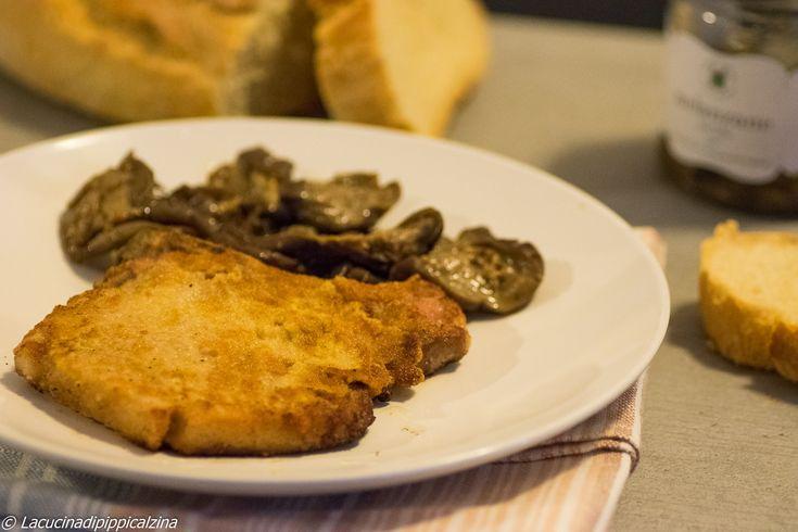 Le Braciole impanate con senape sono un secondo saporito e sfizioso che si prepara con pochi ingredienti,una ricetta davvero alla portata di tutti