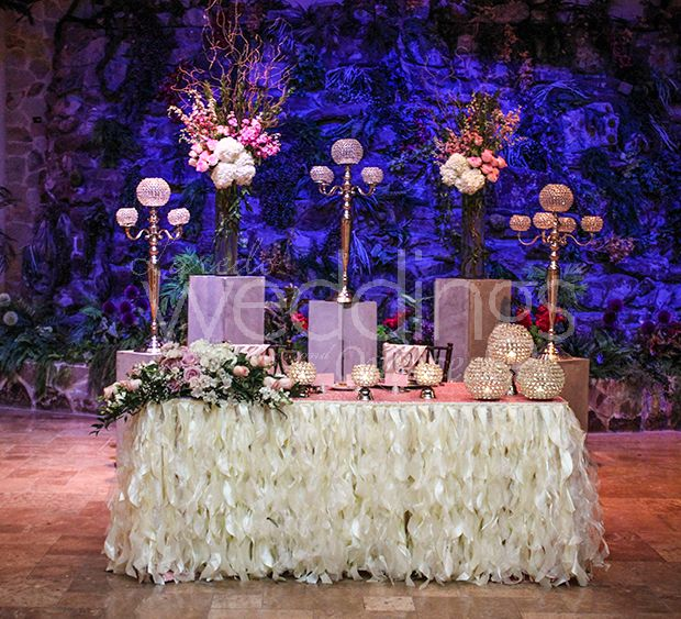 457 best Sweetheart TableHead Table Ideas images on Pinterest