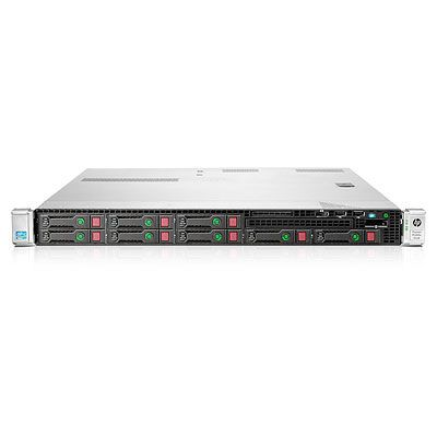 HP ProLiant DL360e Gen8 E5-2430 2.2GHz 6-core 2P 24GB-R P420 Hot Plug 8 SFF 460W PS Perf Server