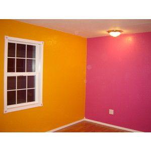 13 best Pink and Orange Rooms images on Pinterest   Orange ...