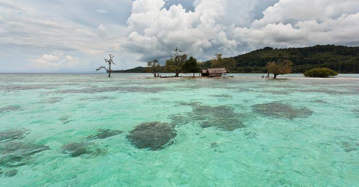 Island of Infinity  Papua New Guinea, Fergusson Island