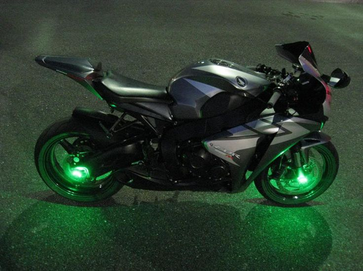 9 best motorcycle led strip light accent kit images on pinterest wheel led light motorcycle mozeypictures Gallery
