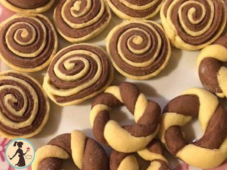 I Biscotti Abbracci con frolla all'olio sono molto semplici da fare in casa, con questa ricetta faremo felici grandi e piccini