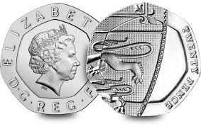 Image result for rare 50p coins in circulation