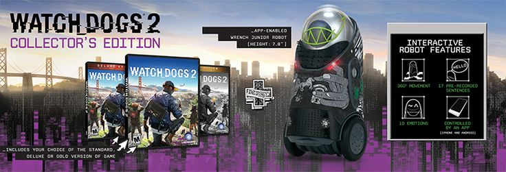 Pre-Order Watch Dogs 2 on PS4, Xbox One, PC | Ubisoft (US)