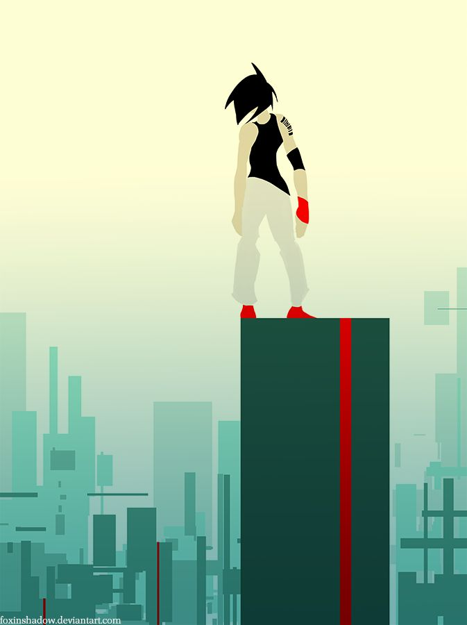 Mirror's Edge by FoxInShadow.deviantart.com on @deviantART