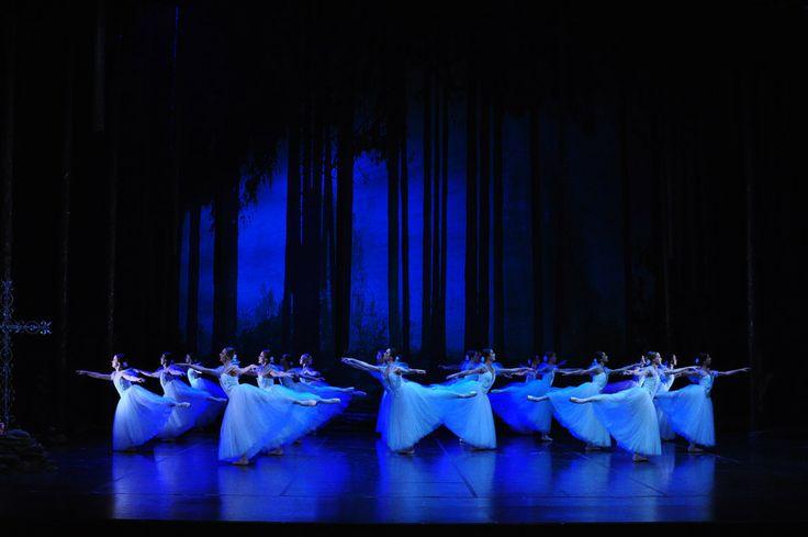 Balletto di Maribor - Giselle (Ph. Saša Novković )