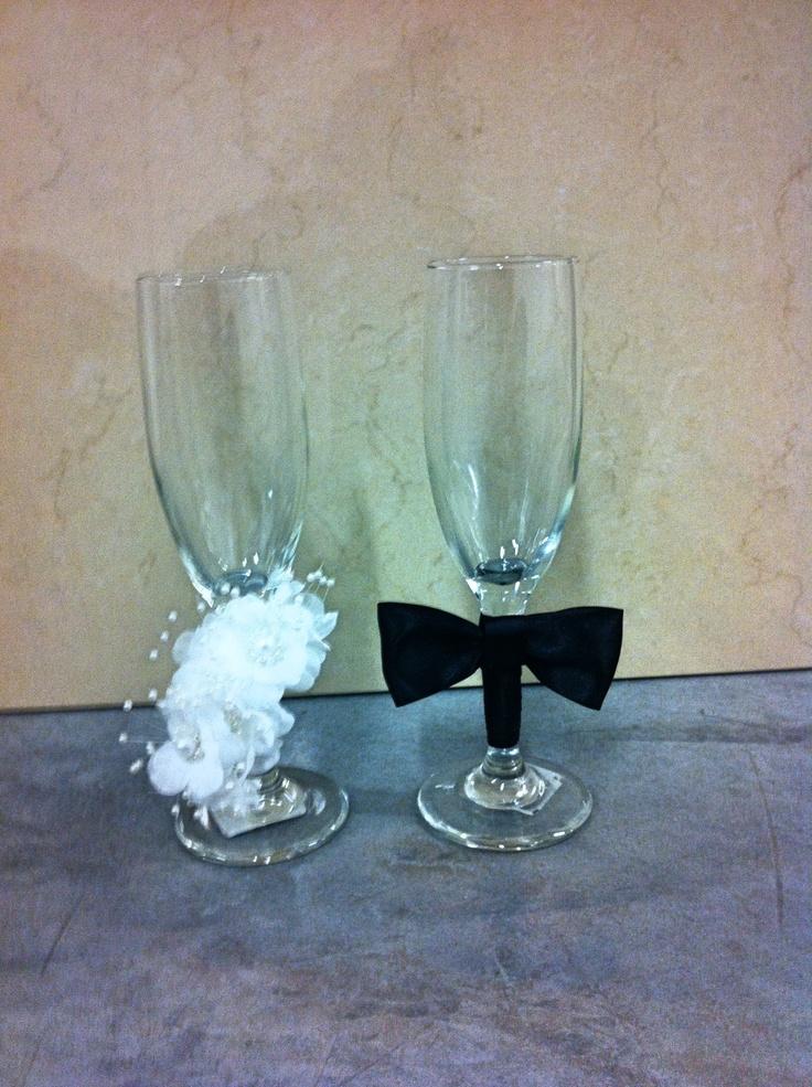 9 best copas para boda images on pinterest wedding ideas for Copas de champagne