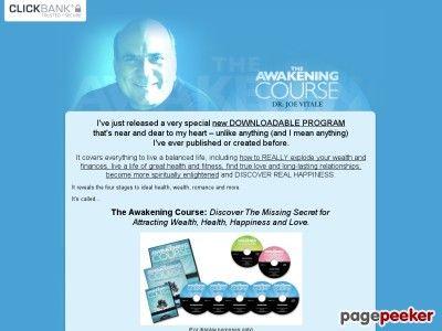 "(adsbygoogle = window.adsbygoogle || []).push();     (adsbygoogle = window.adsbygoogle || []).push();  The Awakening Course by Dr. Joe Vitale    http://www.awakeningdownload.com/ review  Earn 50% On Affiliate Commissions! Dr. Joe Vitale, Star Of The Hit Movie ""the Secret,"" Has..."
