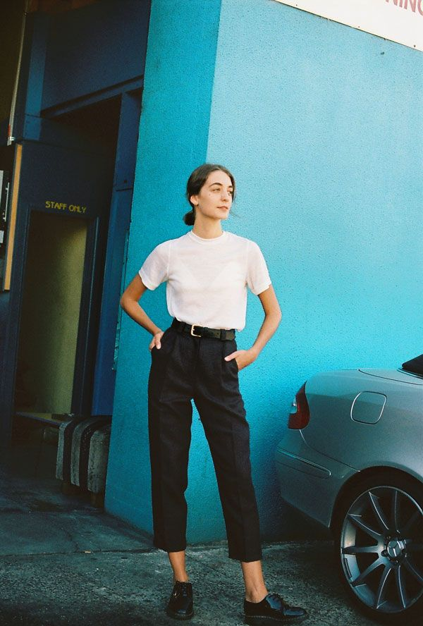 Cool girl style | Outfit ideas | Women's fashion