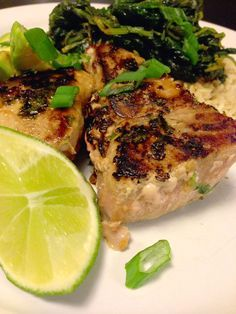 Tuna Steak Marinade : Whole 30 Approved
