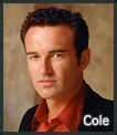 Julian McMahon as Cole/charmed
