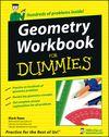 Geometry Workbook For Dummies Cheat Sheet