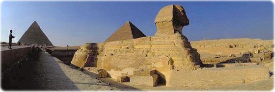 Gizé Piramides