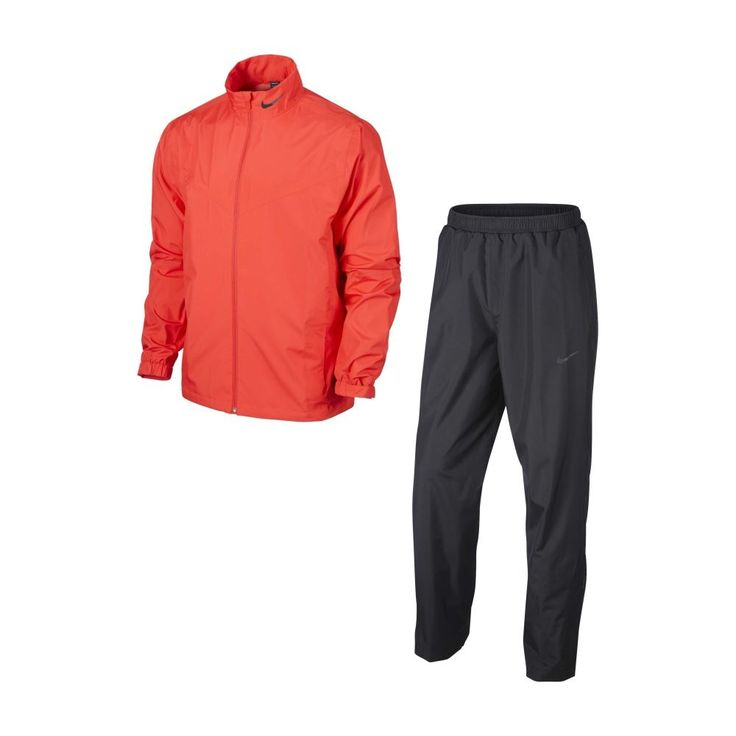Nike Storm-Fit Golf Rain Suit - Keep dry in the worst of conditions with Nike Golf - https://www.foremostgolf.com/nike-storm-fit-rain-suit