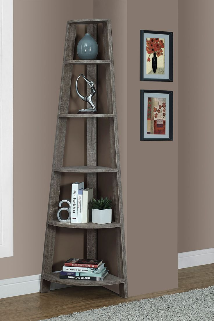 Living Room Shelf Ideas: Corner Shelf - Furniture Favorites