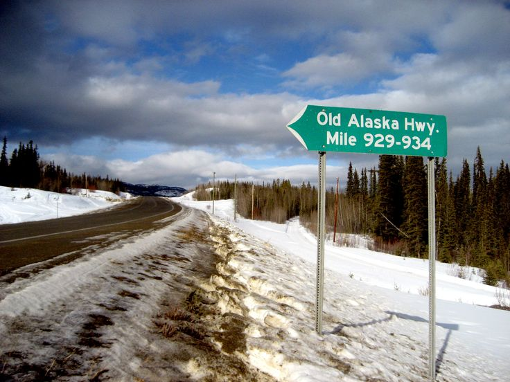 It pays to plan ahead if you drive the Alaska Highway, where you will see snow-covered mountains, tundra and eagles, and even the occasional bison grazing along the side of the road.