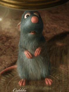 <3 Ratatoille <3