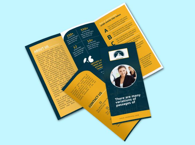 For only $5, samsulalam857 will design Professional Brochure, Flyer for you. | Your 100% Satisfaction and Money Back Guaranteed !Do you need to design a professional brochure for your Business or other?You can easily order this gig | On Fiverr.com