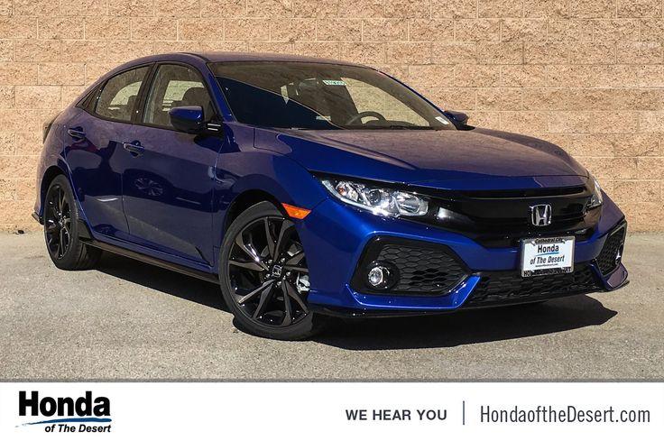 2017 Honda Civic Hatchback Sport Review Luxury New 2018