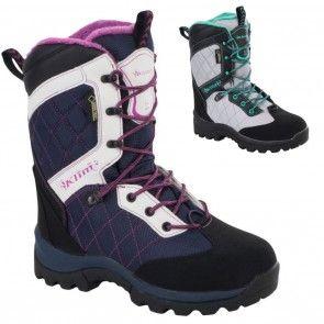 Klim Aurora GTX Womens Winter Sports Ladies Sled Skiing Snowmobile Boots