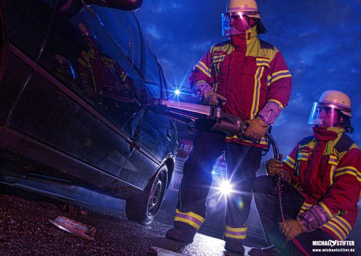Auch die technische Hilfeleistung gehört zu den Aufgaben der Feuerwehr.