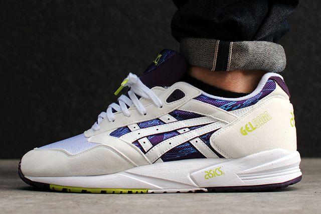 ASICS GEL SAGA (ORIENTAL GRAPES) | Sneaker Freaker